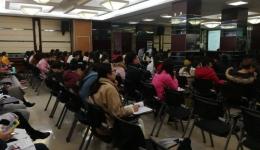 成都市妇女儿童中心医院开展法律法规系列培训